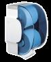 Toilettenpapierspender VISIOLET Spender für 2 Toilettenrollen