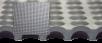 Euroseptica Arbeitsplatzmatte, Mittelstück, YOGA FLEX 80 x 70 cm, in grau