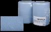 x Wipex Putzpapier-Rolle Blue Tech blau - 2-lagig, ca. 22 x 38 cm, 2 Rollen à 1000 Tücher