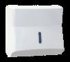 Handtuchpapierspender - Faltpapierspender für C-Falt oder Zick-Zack, für ca. 300 Blatt