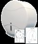Jumborollen Toilettenpapier - Spender Rico Jumbo Maxi