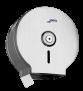 JOFEL Toilettenpapierspender für Großrollen / Jumborollen INOX-MIDI