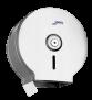 JOFEL Jumbo Toilettenpapierspender - Toilettenpapierspender für Großrollen / Jumborollen INOX-MINI