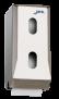 JOFEL Modell Inox, Toilettenpapierspender 2 Rollen