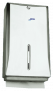 Handtuchpapierspender - Jofel Faltpapierspender Z1000 Inox