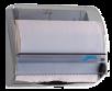 Falthandtuchspender - Papierhandtuchspender Jofelcombi transparent