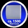 x by Euroseptica Putzrolle blau, 2-lagig verleimt, Abrisslänge 37 cm, extrem saugstark