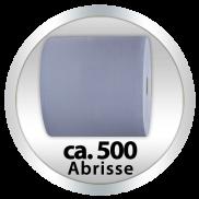 x by Euroseptica Putztuchrollen Blau 3-lagig, Maße: ca. 36,5 x 36,5 cm , extrem saugstarkUNSER BESTSELLER