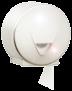 Jumbo Toilettenpapierspender für Großrollen / Jumborollen bis Ø 20cm, aus Edelstahl glänzend