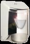 INOX Cremeseifenspender, glänzend, mit Wandaufhängung, 0.6L Füllmenge