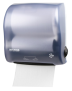Auto-Cut Handtuchrollenspender Compact Simplicity im Classic Style, Farbe: Eisblau transparent
