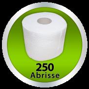 x by Euroseptica Toilettenpapier, 3-lagig, Recycling
