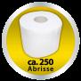 Euroseptica Toilettenpapier - WC-Papierrolle - Klopapier,100%  Zellstoff, 3-lagigPreise pro 8 Rollen